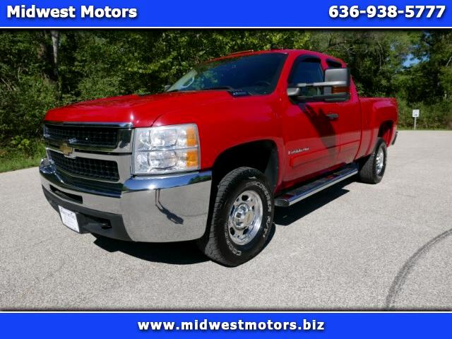 2008 Chevrolet Silverado 2500HD LT1 Ext. Cab Long Box 2WD