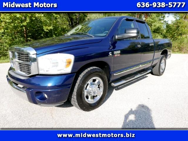 2007 Dodge Ram 2500 Laramie Quad Cab Short Bed 2WD