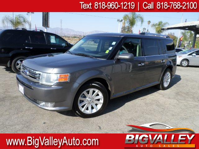 2010 Ford Flex 4WD