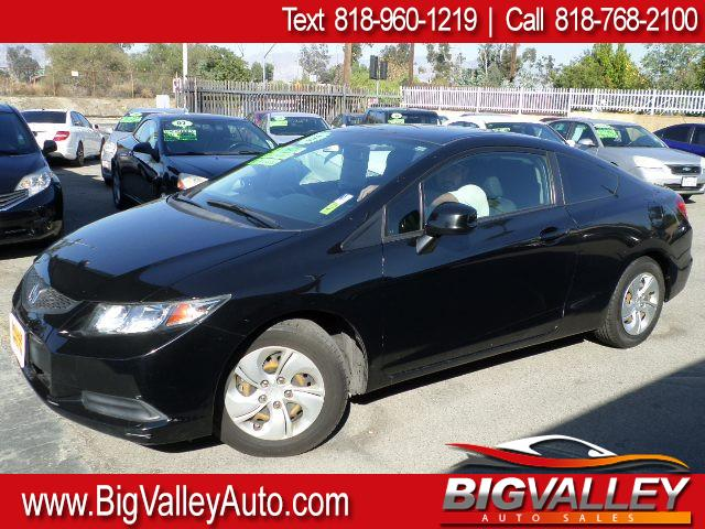 2013 Honda Civic LX COUPE AUTOMATIC