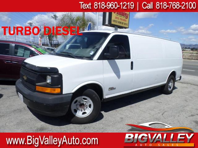 2006 Chevrolet Express 3500 Extended Cargo