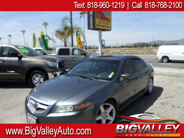 2006 Acura TL 6-Speed MT with Navigation
