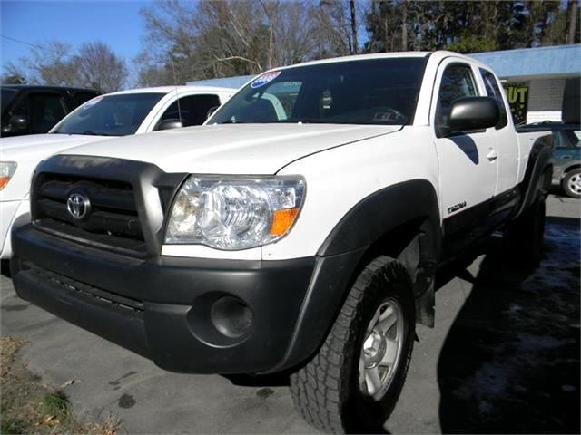 2008 Toyota Tacoma Access Cab 4WD
