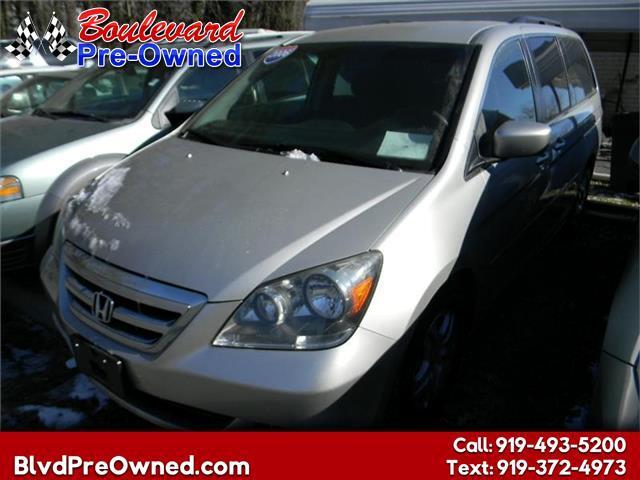 2006 Honda Odyssey EX