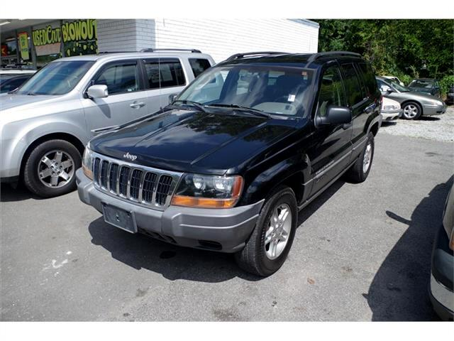 2002 Jeep Grand Cherokee Laredo 2WD