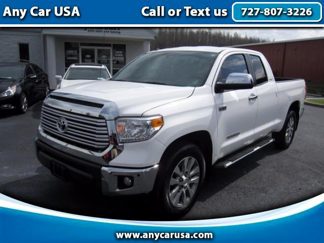 2015 Toyota Tundra Limited 5.7L Double Cab 2WD