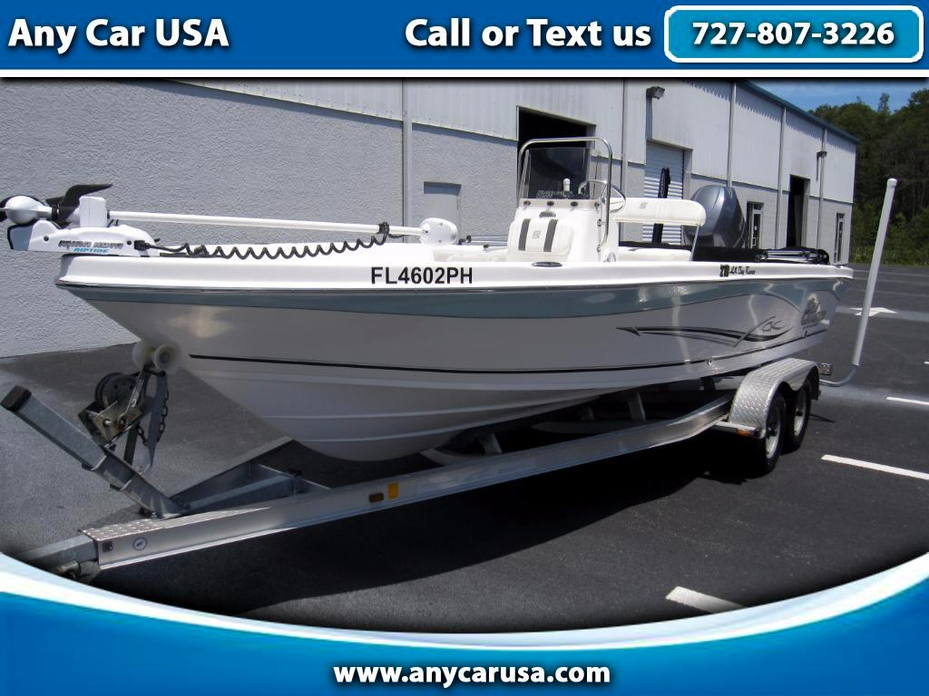 2012 Carolina Skiff Sea Chaser 210 LX Bay Runner