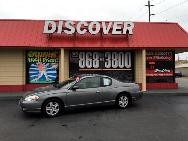 2007 Chevrolet Monte Carlo LS