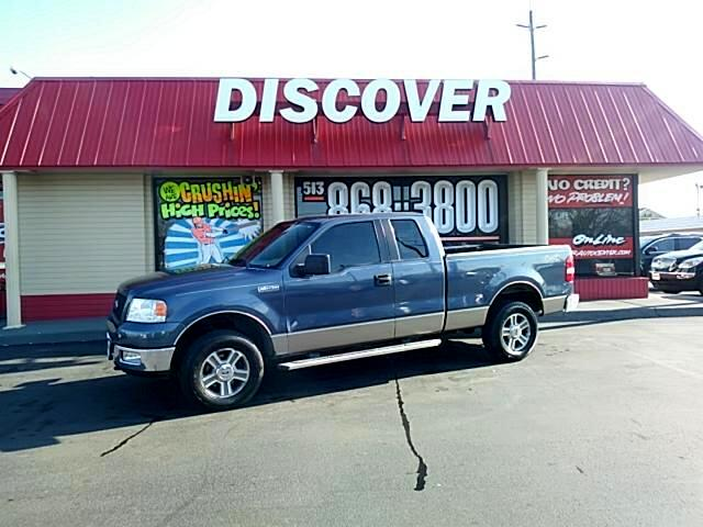 2005 Ford F-150 FX4 SuperCab 4WD