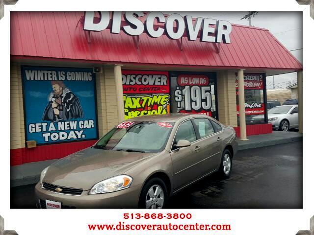 2007 Chevrolet Impala LT2 3.5L