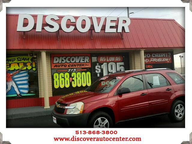 2005 Chevrolet Equinox LS 2WD