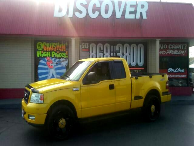 2004 Ford F-150 STX SuperCab Flareside 2WD