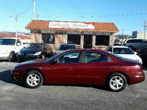 2002 Oldsmobile Aurora 3.5L Sedan