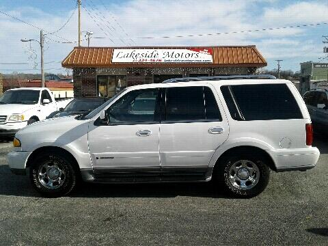 2000 Lincoln Navigator 2WD