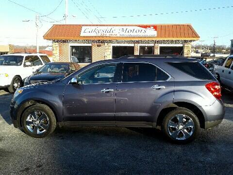 2014 Chevrolet Equinox 1LT 2WD