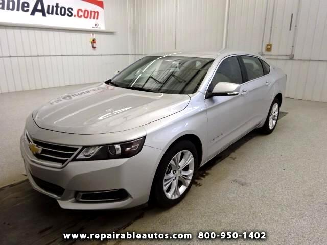 2014 Chevrolet Impala LT Repairable Water Damage