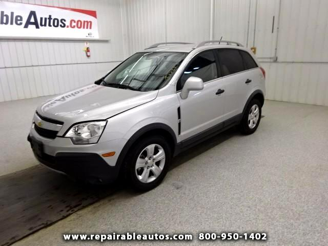 2014 Chevrolet Captiva Sport Repairable Water Damage