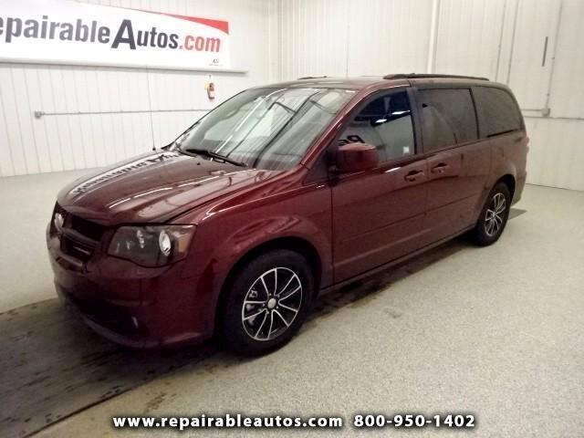 2017 Dodge Grand Caravan GT Repairable Water Damage
