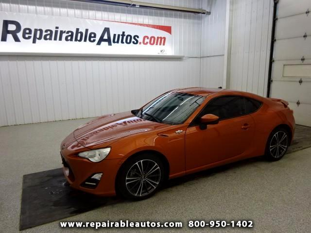 2013 Scion FR-S Repairable Water Damage