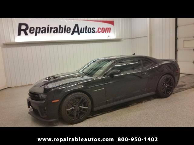 2015 Chevrolet Camaro ZL1 Repairable Water Damage
