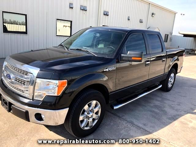 2013 Ford F-150 2WD Water Damage LOCATED IN TEXAS