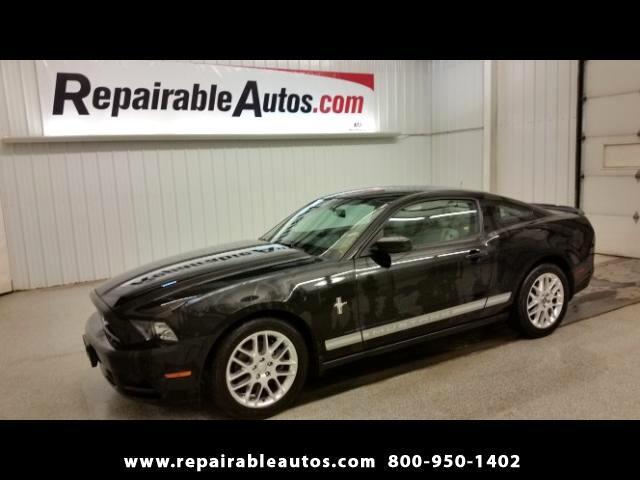 2013 Ford Mustang Repairable Water Damage