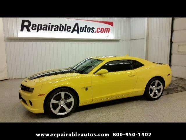 2012 Chevrolet Camaro SS Repairable Water Damage