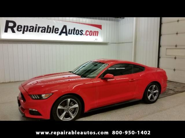2015 Ford Mustang Repairable Water Damage