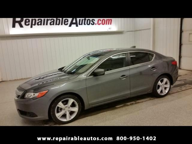 2013 Acura ILX Repairable Water Damage