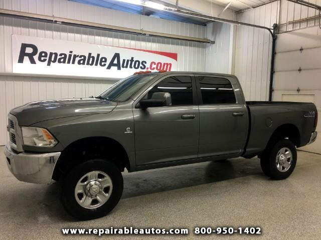 2011 RAM 2500 4x4 Repairable Water Damage