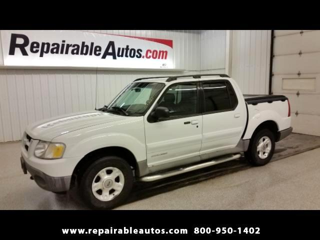 2001 Ford Explorer Sport Trac 4x4 Local Trade In - Ready to Go