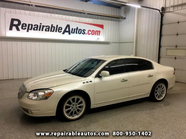 2011 Buick Lucerne Repairable Water Damage