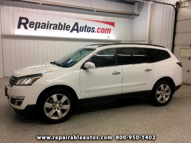 2016 Chevrolet Traverse LTZ FWD Repairable Water Damage