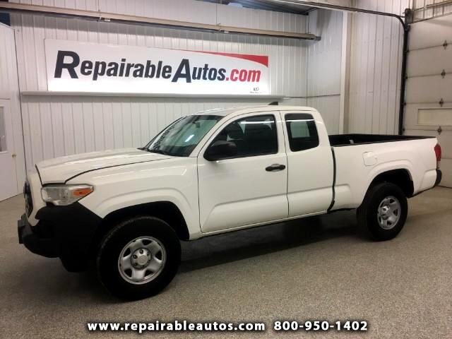 2016 Toyota Tacoma 2WD Repairable Water Damage