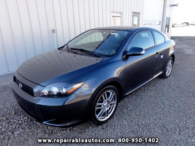 2008 Scion tC Sport Cpe Water Damage Junk Title Export Only