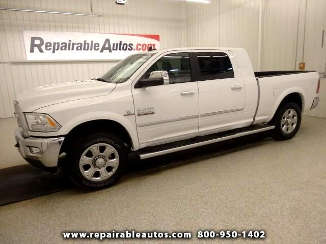 2015 RAM 2500 4WD Repairable Insurance Repair