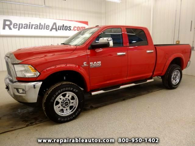 2015 RAM 2500 4WD Retail Ready - Like New