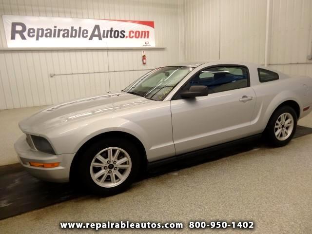 2006 Ford Mustang Repairable Hail Damage