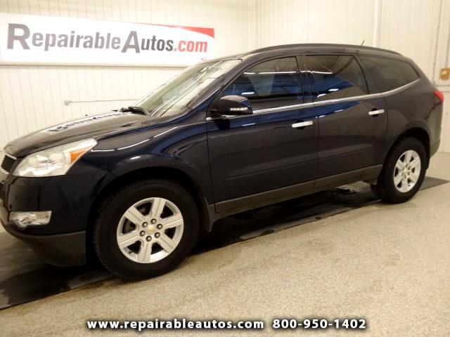 2012 Chevrolet Traverse LT AWD Repaired Collision-Ready to Go