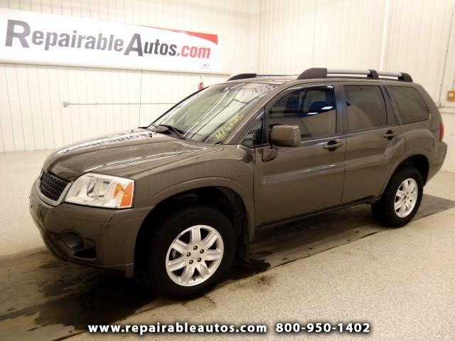 2011 Mitsubishi Endeavor AWD Repairable Hail Damage