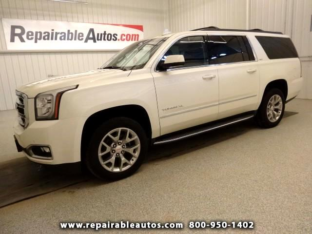 2015 GMC Yukon XL Theft-Vandalism-INSURANCE CLAIM PD