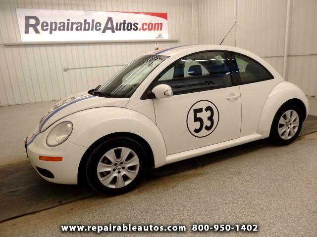 Used 2009 Volkswagen New Beetle Repairable Hail Damage for ...