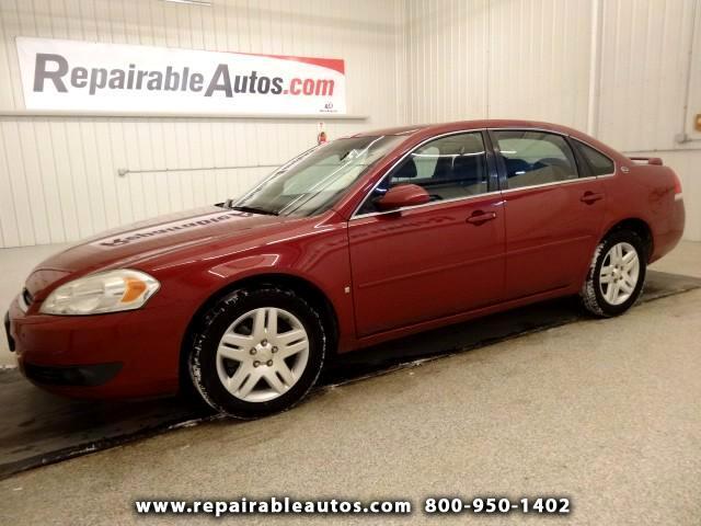 2006 Chevrolet Impala LT - Repairable Hail Damage