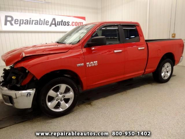 2015 RAM 1500 1500 BIG HORN Repairable Front Damage