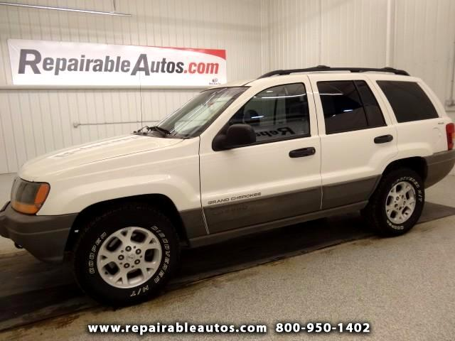 2000 Jeep Grand Cherokee Laredo 4WD Local Trade In Ready to go