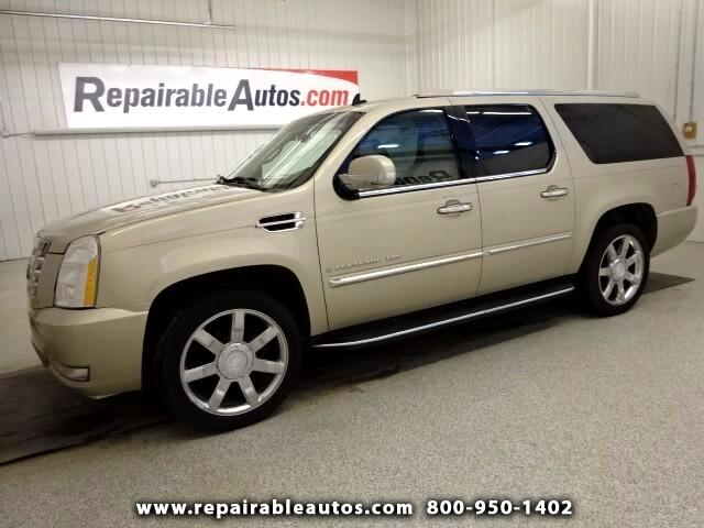 2007 Cadillac Escalade AWD ESV Repairable Hail Damage