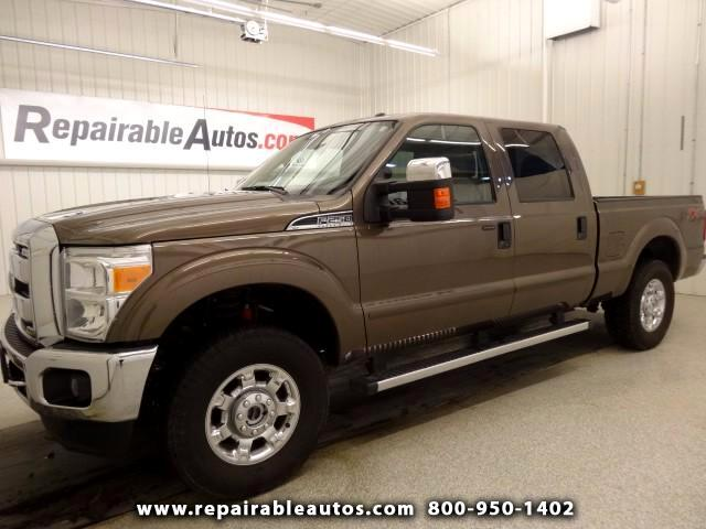 2015 Ford F-250 SD XLT 4x4 Repairable Vandalism Damage