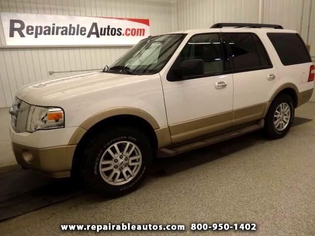 2011 Ford Expedition XLT 4WD Repariable Rear Damage