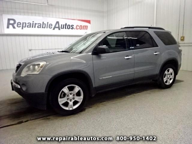 2008 GMC Acadia **SLE FWD Repairable Hail Damage