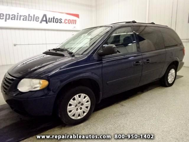 2005 Chrysler Town & Country LX Repairable Hail Damage